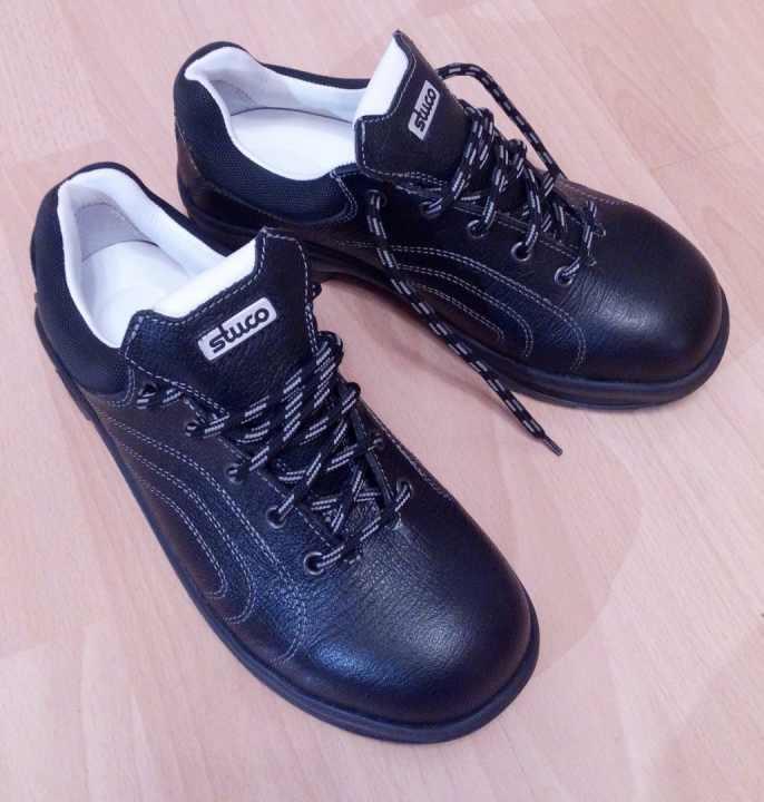 Eladó új állapotú 39 es Stuco munkavédelmi cipő HardverApró
