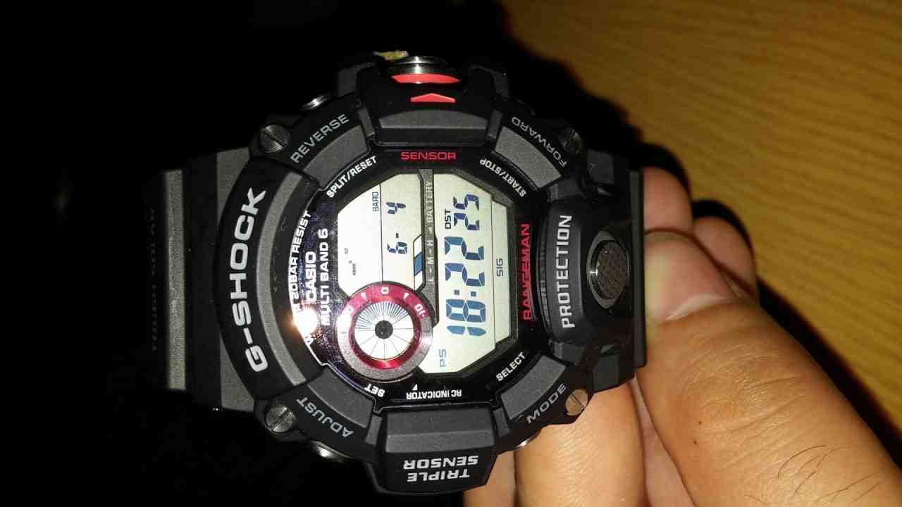 EREDETI Casio G-Shock Premium GW-9400 Rangeman - HardverApró 3a5edbc7f7
