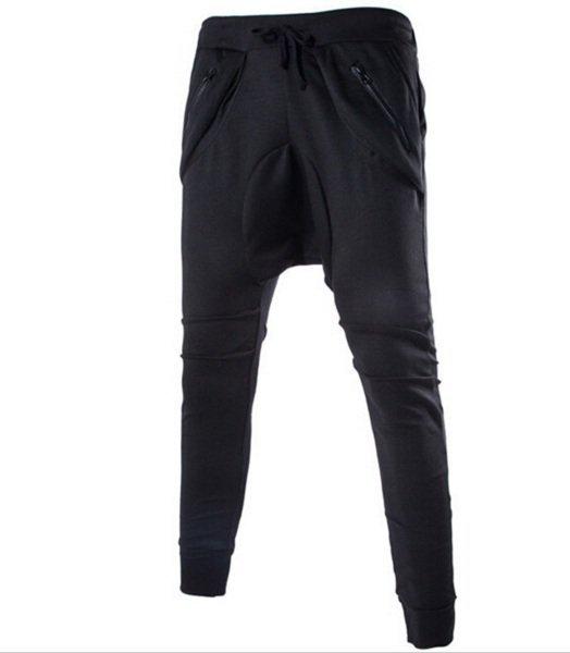 d93a6f090b Divatos szűk szárú férfi melegítő nadrág - HardverApró