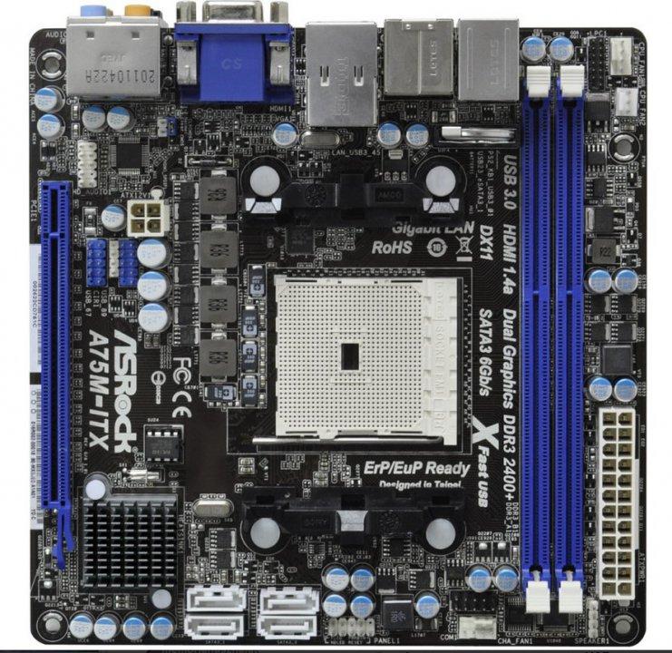 Asrock A75M XFast USB Driver