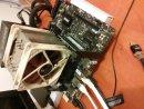 i5 6600K + MSI Z170M Mortar + M2 SSD Adapter jegelve Dav1d-nek - i5 6600K + MSI Z170M Mortar + M2 SSD Adapter jegelve Dav1d-nek