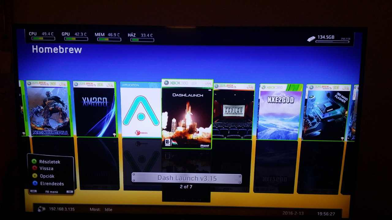 RGH Falcon v3 Xbox 360 konzol eladó ! - HardverApró