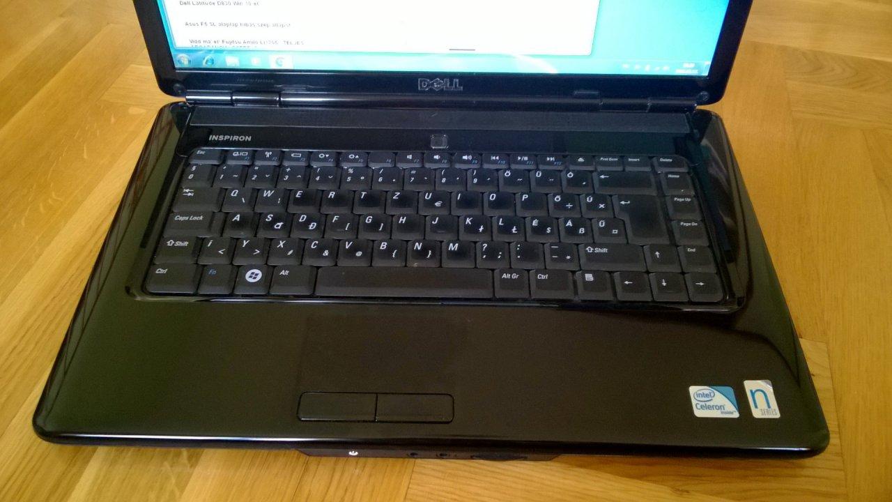 Dell Inspiron 1545 kitűnő állapotban eladó - HardverApró fe0a753238