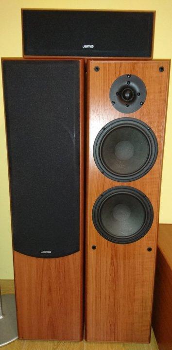 Jamo S 406 hangfalpár - HardverApró 8155f72c0d