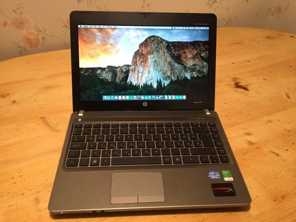 HP ProBook 4330S: 13,3