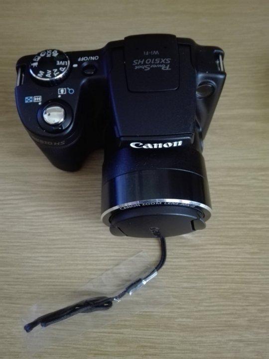 fbe6377c1b9f Canon PowerShot SX510 HS Digitális fényképezőgép - HardverApró