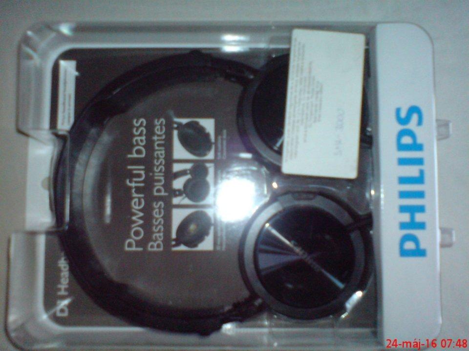 Olcsóbb lett! Philips SHL-3000 fejhallgató bontatlan csomagolásban ... 345603dc72