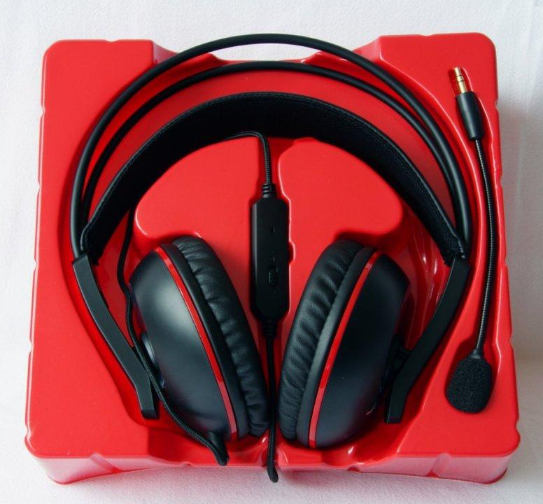 Asus Rog Cerberus fejhallgató és mikrofon (új) - HardverApró e5a611777a