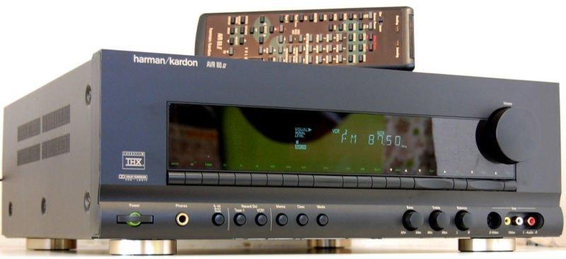 Harman Kardon AVR-80 II Házimozi erősítő 5.1 - HardverApró 7d5c9bd3af