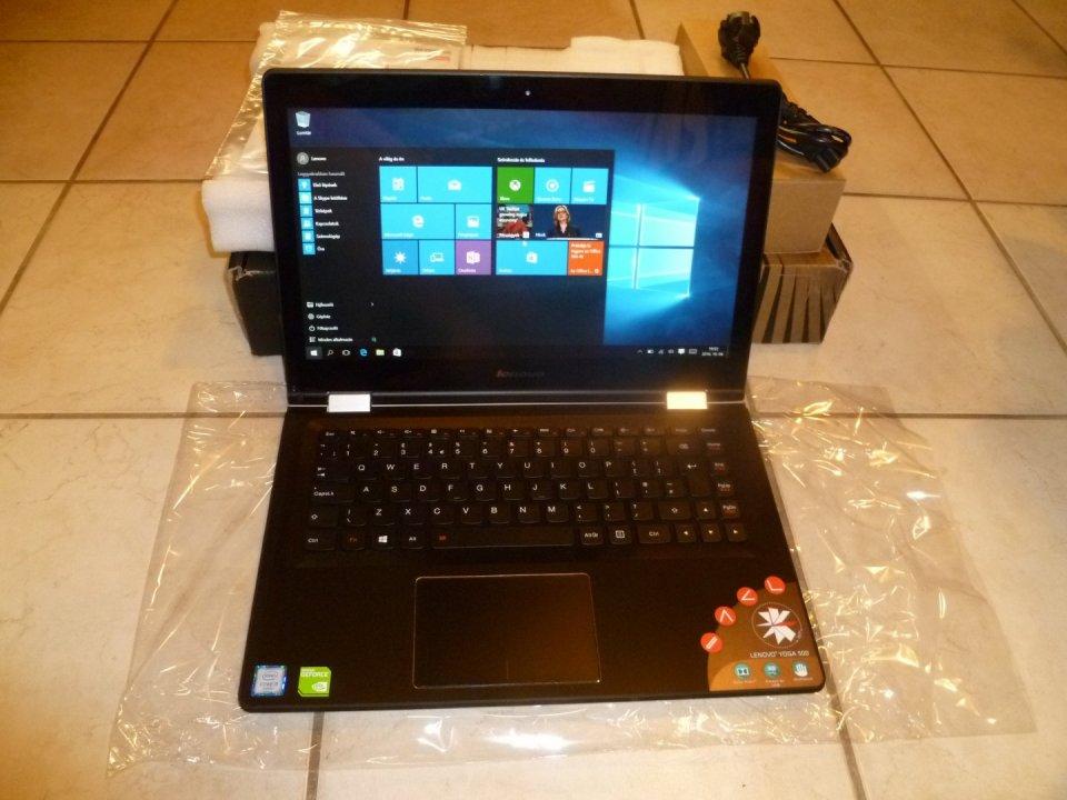 Új Lenovo Yoga 500 14