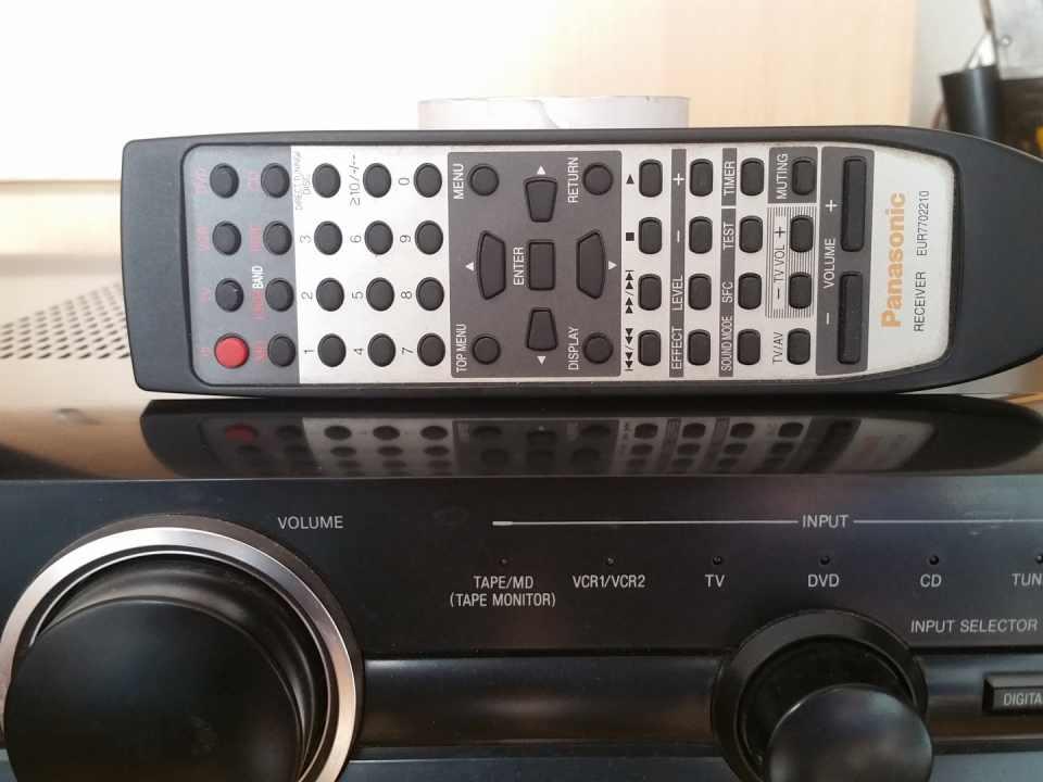 Panasonic SA-HE100 Dolby Digital 338fdf36fc