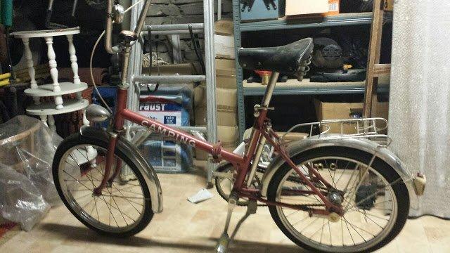 4b15294fdf3d Camping kerékpár eladó - HardverApró