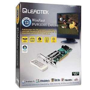 LEADTEK WinFast PVR3000 Deluxe Windows 8 X64 Treiber