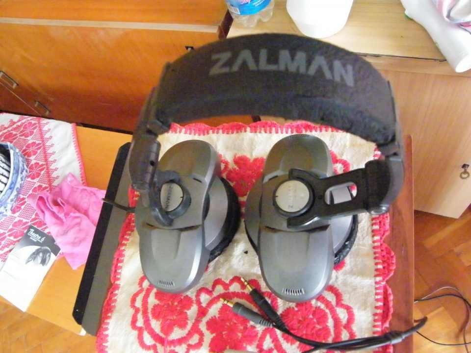 Zalman Theatre 6 - 5.1 fejhallgató eladó - HardverApró 47bdf668e6