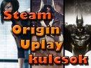 Steam/Origin/Uplay kulcsok, DLC-k - Üzenetben érdeklődj! (OTP 7/24, PayPal) - Steam/Origin/Uplay kulcsok, DLC-k - Üzenetben érdeklődj! (OTP 7/24, PayPal)