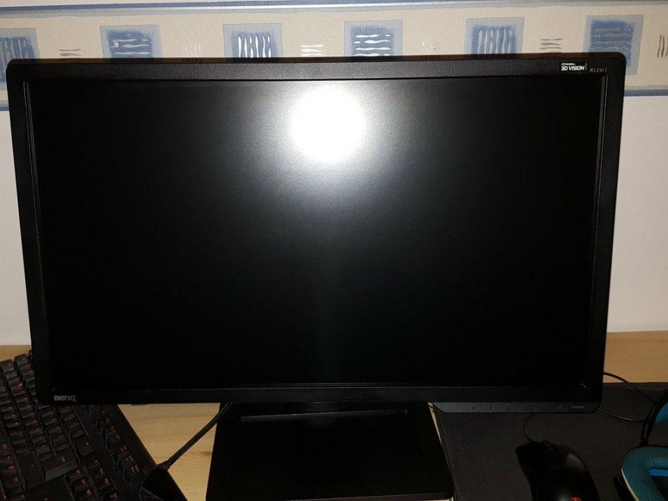 BenQ XL2411Z 144Hz monitor - HardverApró