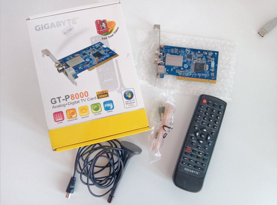 GIGABYTE GT-P8000 TV TUNER DRIVER DOWNLOAD (2019)
