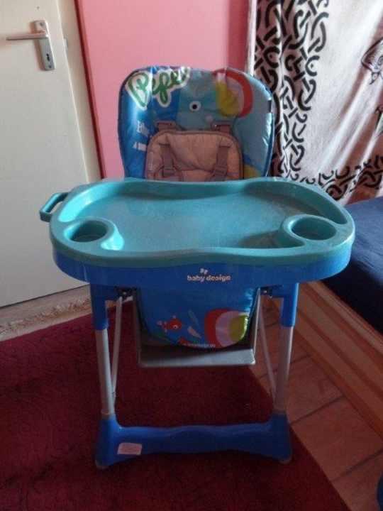 Baby Design Pepe Colors multifunkciós etetőszék - HardverApró a59925af00