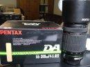 Pentax DA 55-300mm ED - Pentax DA 55-300mm ED