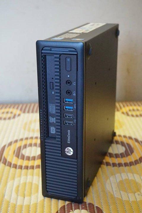 HP EliteDesk 800 G1 ULTRA-SLIM LGA 1150 (Intel Core I5 4590S,4 GB