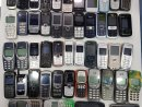 100 db telefon alkatrésznek/gyűjteménybe... - 100 db telefon alkatrésznek/gyűjteménybe...
