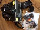 Nikon D5200 és Nikon AF-P 18-55VR - Nikon D5200 és Nikon AF-P 18-55VR