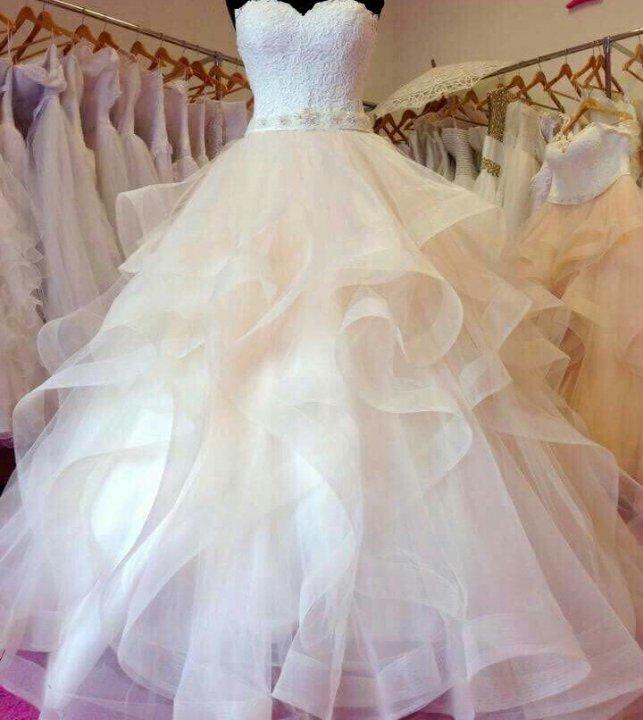Eladó menyasszonyi ruha - HardverApró 61f134b531