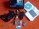 Panasonic Lumix DMC-FS3, ezüst - Panasonic Lumix DMC-FS3, ezüst
