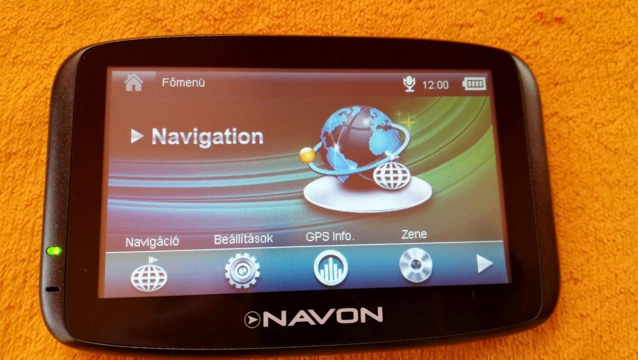 DOWNLOAD DRIVERS: NAVON N480