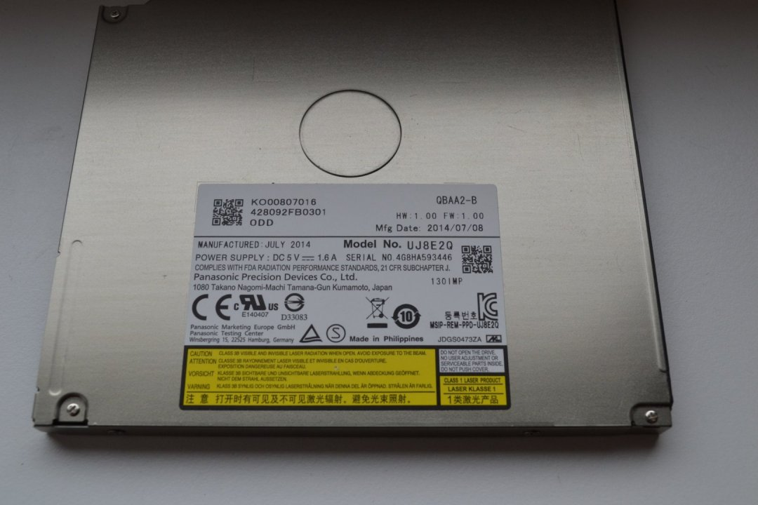 Laptop DVD író - HardverApró 6b1c500af5
