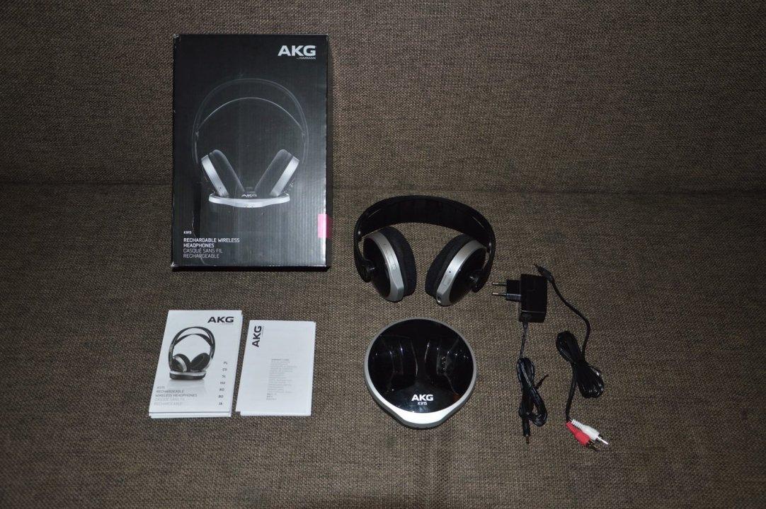 AKG K915 Vezeték nélküli fejhallgató - HardverApró 781c1fde19