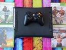 Kiváló Xbox 360 + játékok + kontroller + ingyenes szállítás! - Kiváló Xbox 360 + játékok + kontroller + ingyenes szállítás!