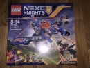 Eladó LEGO Nexo Knights - Aaron Fox V2-es légszigonya (70320) - új, bontatlan! - Eladó LEGO Nexo Knights - Aaron Fox V2-es légszigonya (70320) - új, bontatlan!