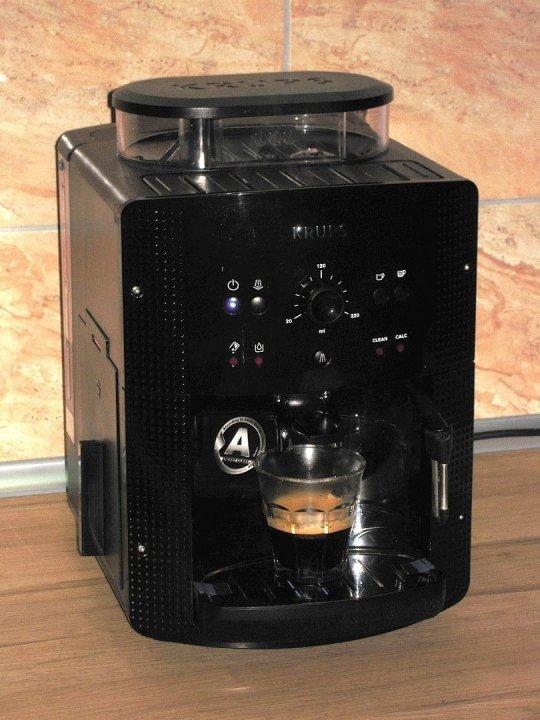 Krups EA 81 működő kávéfőző eladó