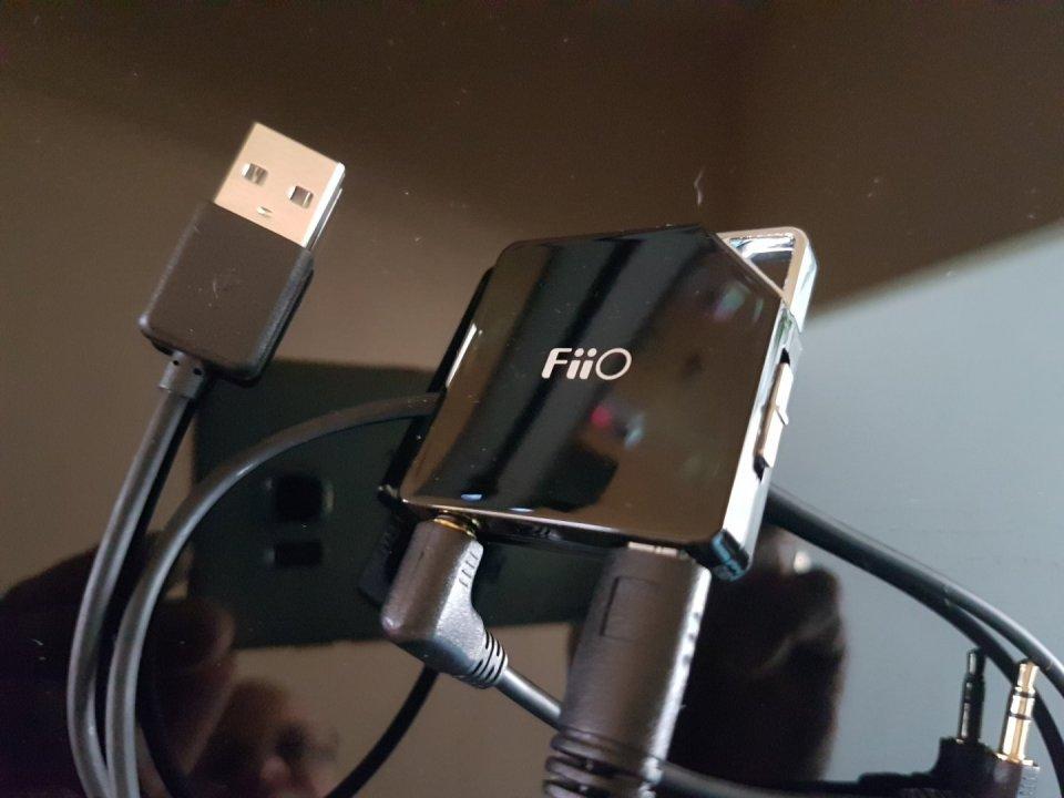 Eladó FiiO Fujiyama E6 fejhallgató erősítő! - HardverApró e9aaff9969