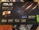 Asus GTX 660 DirectCUII 2GB - Asus GTX 660 DirectCUII 2GB