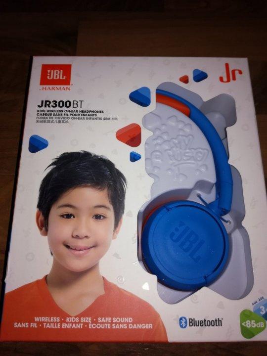 ÚJ! JBL JR300 BT vezeték nélküli gyerek fejhallgató - eredeti ... 621a258c83