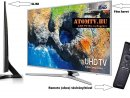 242.900.- Ft Samsung UE55MU6402 Active Crystal Color 138cm Slim Fém keretes 4K Ultra HD Smart LED TV - 242.900.- Ft Samsung UE55MU6402 Active Crystal Color 138cm Slim Fém keretes 4K Ultra HD Smart LED TV