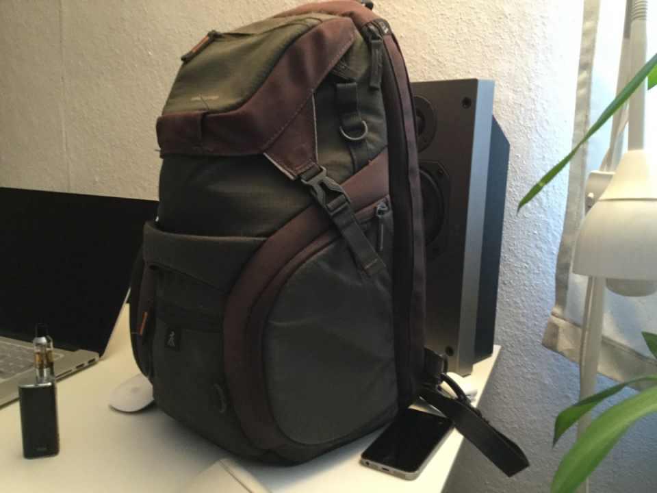 Vanguard adaptor 46 fotós hátizsák jó áron eladó - HardverApró 072e3fd520