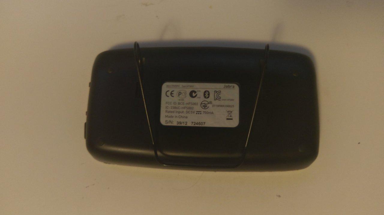 Jabra Cruiser 2 autós kihangosító - HardverApró a5a8839969