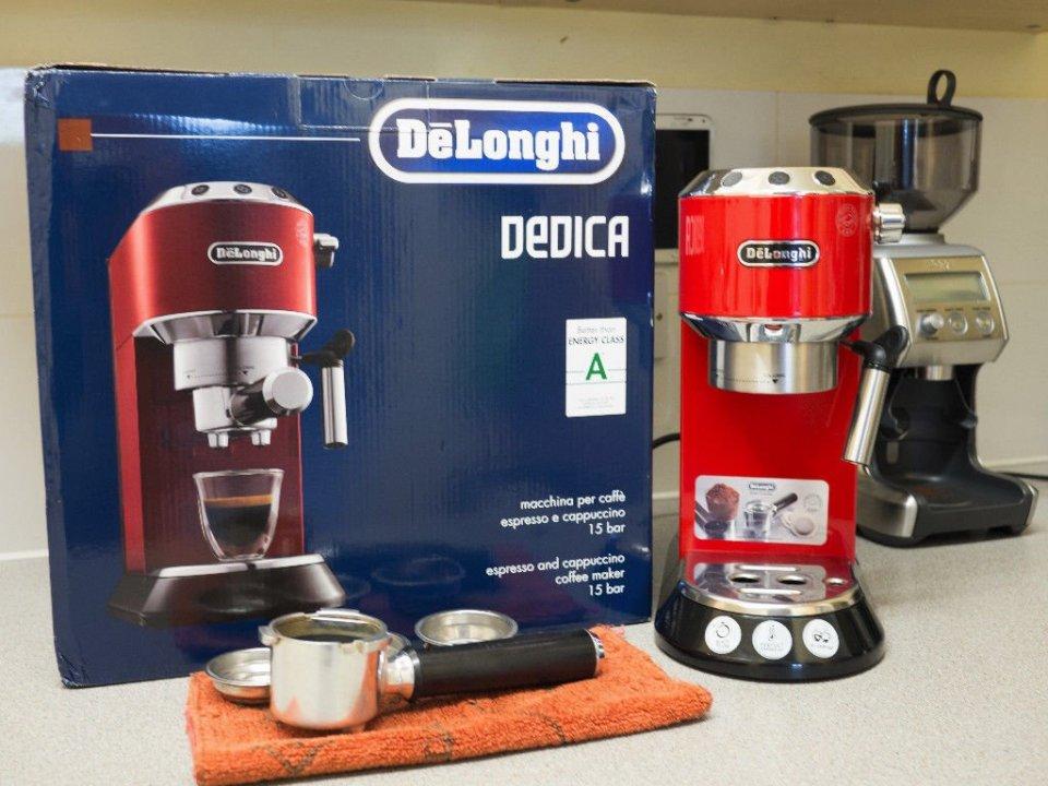 De'Longhi EC 680.R Kávéfőző | Alza.hu