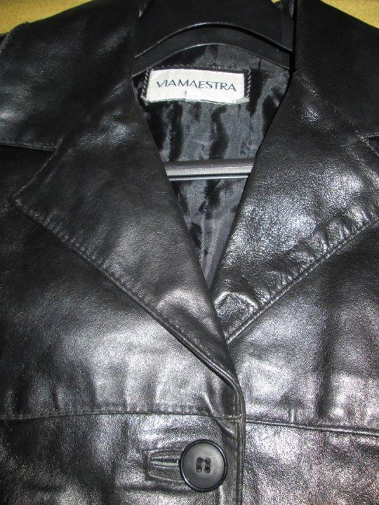 ÚJ minőségi olasz női valódi bőrkabát M méret - HardverApró 9a81859831