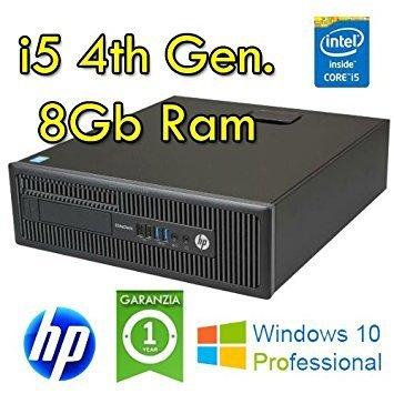 ÚJ HP EliteDesk 800 G1 Ultra-Slim Komplett Mini PC! Intel Core i5