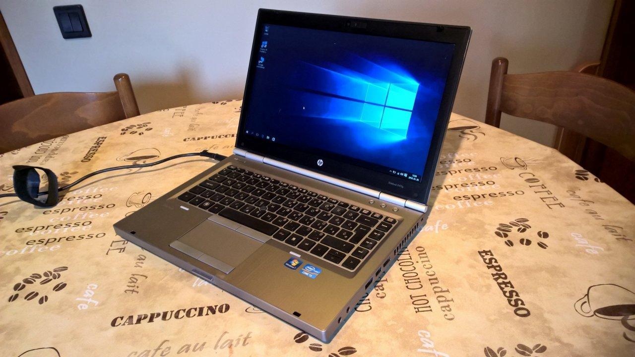 Hp Elitebook 8470p laptop eladó - HardverApró 74485407c5