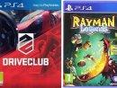 Driveclub + Rayman Legends - ELADÓ - - Driveclub + Rayman Legends - ELADÓ -