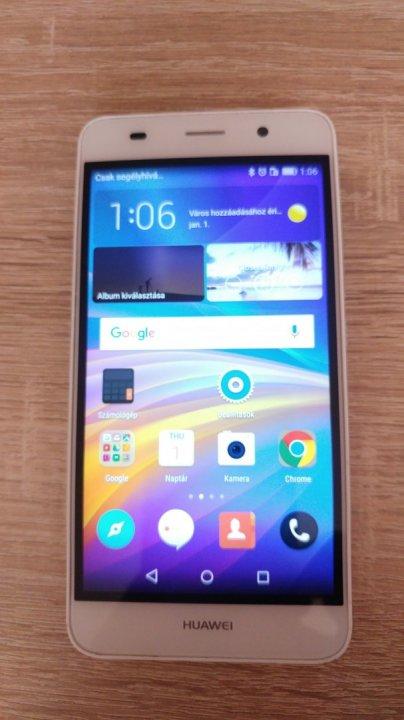 Huawei Y6 Root