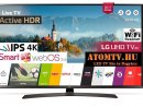 127.900.- LG 43UJ634V 108cm UHD IPS 4K Smart LED TV, 1600PMI, WiFi, Magic ready, középpontos talp - 127.900.- LG 43UJ634V 108cm UHD IPS 4K Smart LED TV, 1600PMI, WiFi, Magic ready, középpontos talp