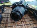 Nikon D3000 váz + Nikon DX AF-S Nikkor 18-55mm 1:3.5-5.6G Objektiv eladó + Táska! - Nikon D3000 váz + Nikon DX AF-S Nikkor 18-55mm 1:3.5-5.6G Objektiv eladó + Táska!