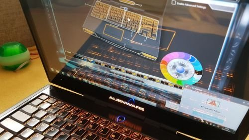 DELL Alienware M14X Gamer laptop eladó! i7 8 Gb RAM RGB 3 GB ... df283a3ebd