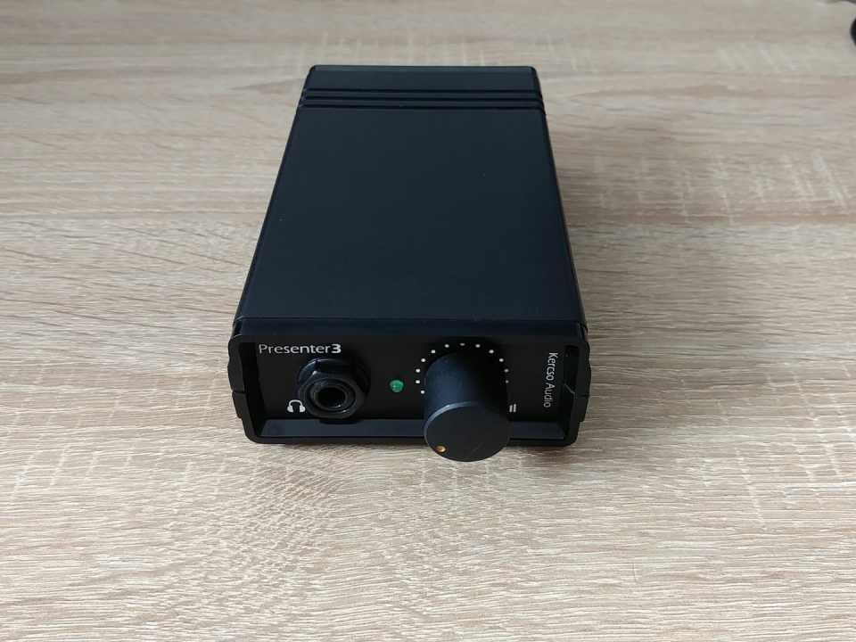 Presenter 3 fejhallgató erősítő eladó - HardverApró 326e606a51